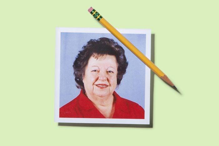 Olivia Balian taught at Sophia Hagopian High School for 25 years.