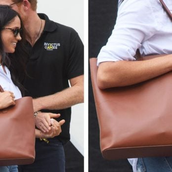 You Can Buy a Replica of Meghan Markle's Favorite $175 Tote for Less Than $20
