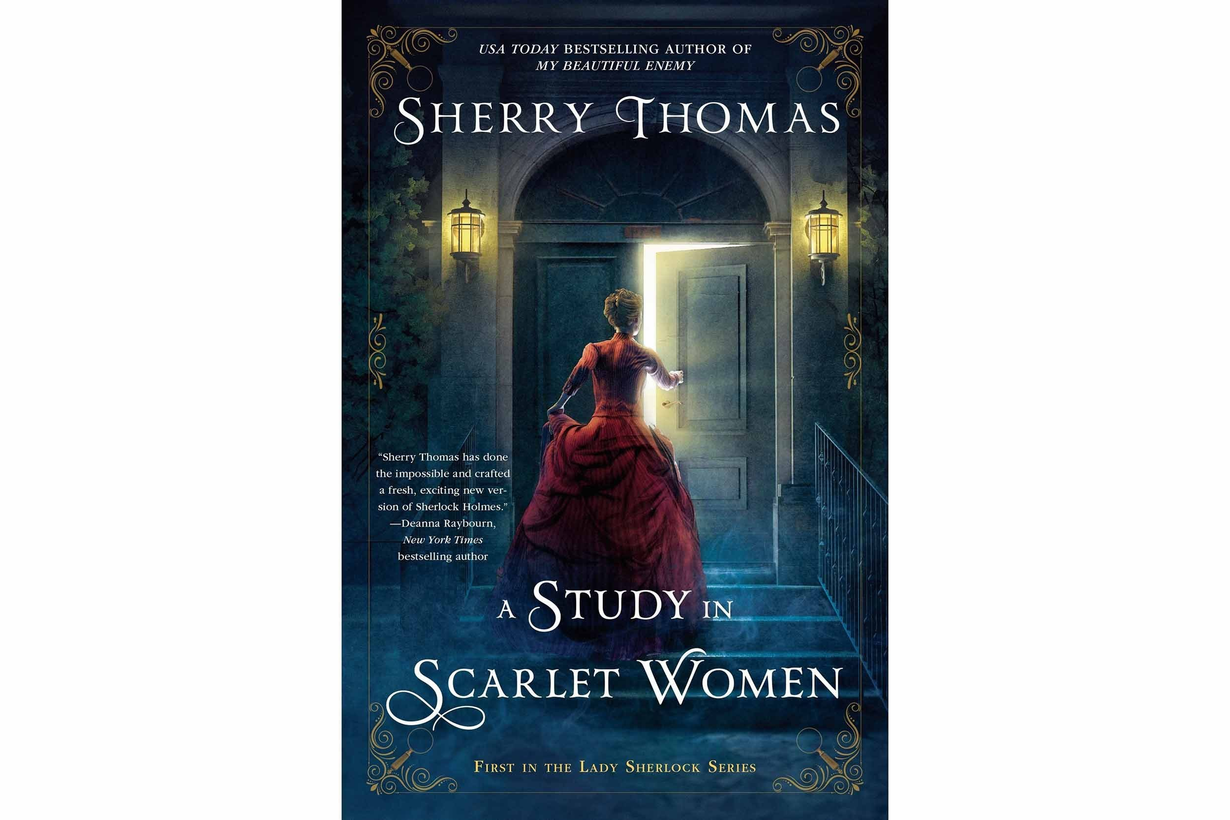 A Study in Scarlet Women by Sherry Thomas