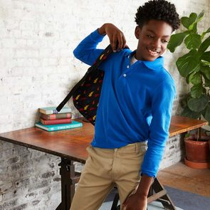 Back To School clothes from French Toast