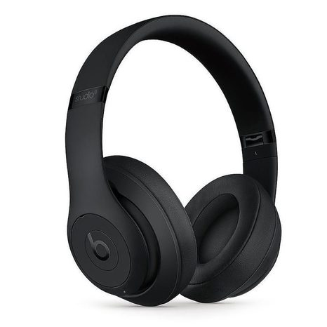 Audio: Beats Studio3 Wireless Over-Ear Noise Canceling Headphones