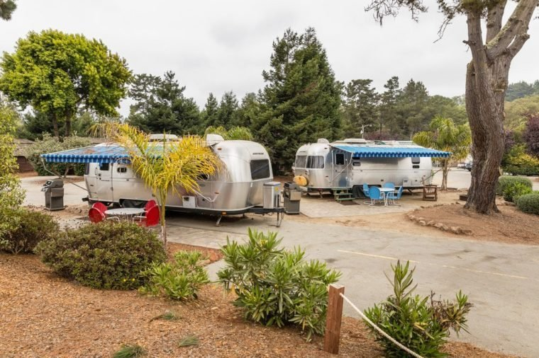 Santa Cruz/Monterey Bay KOA Holiday
