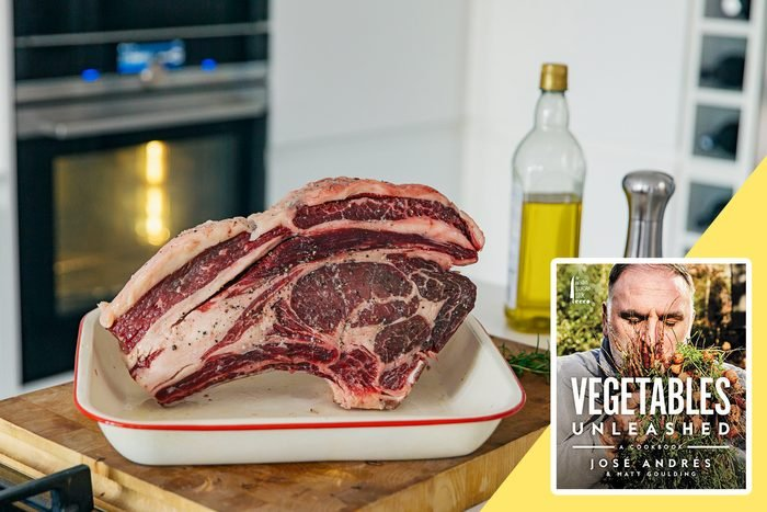 cook less meat