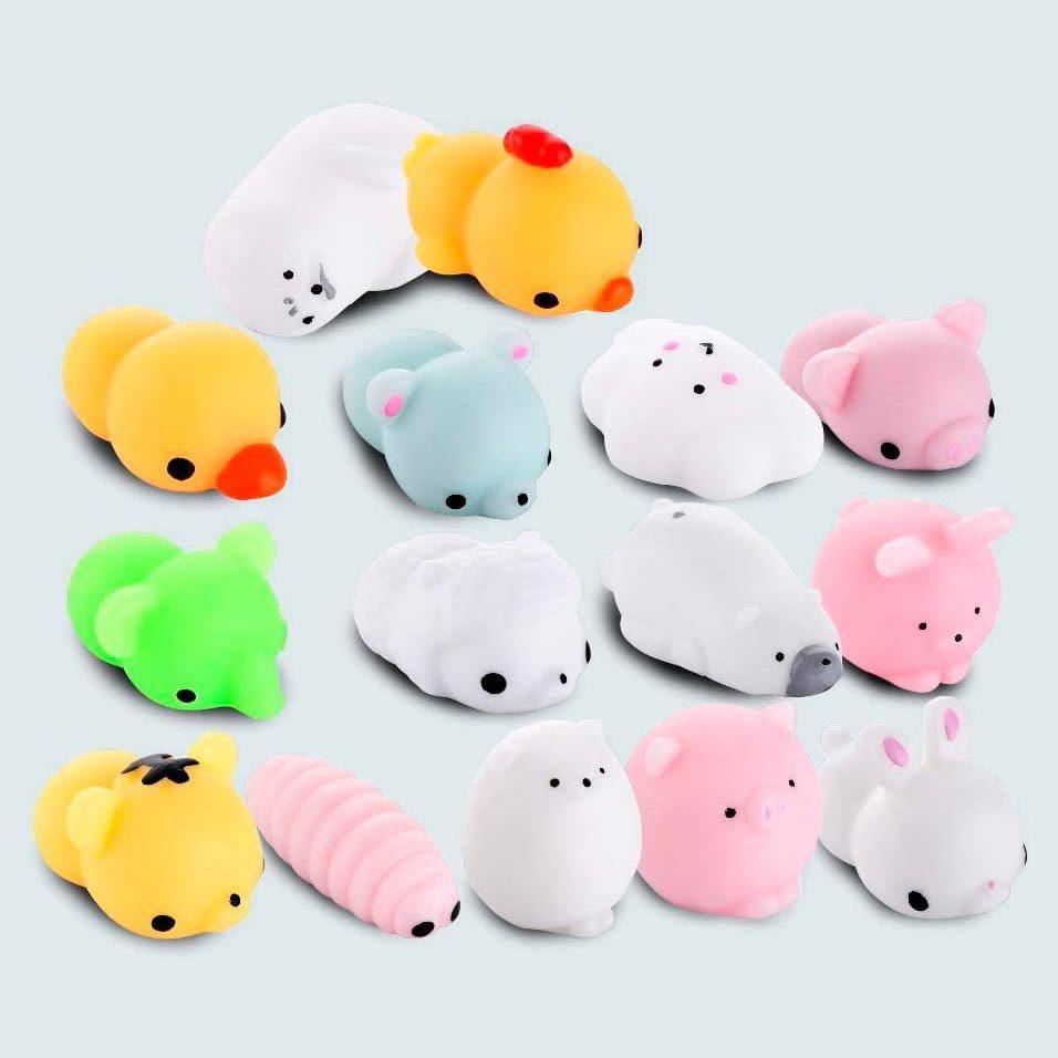 cute squishy toys