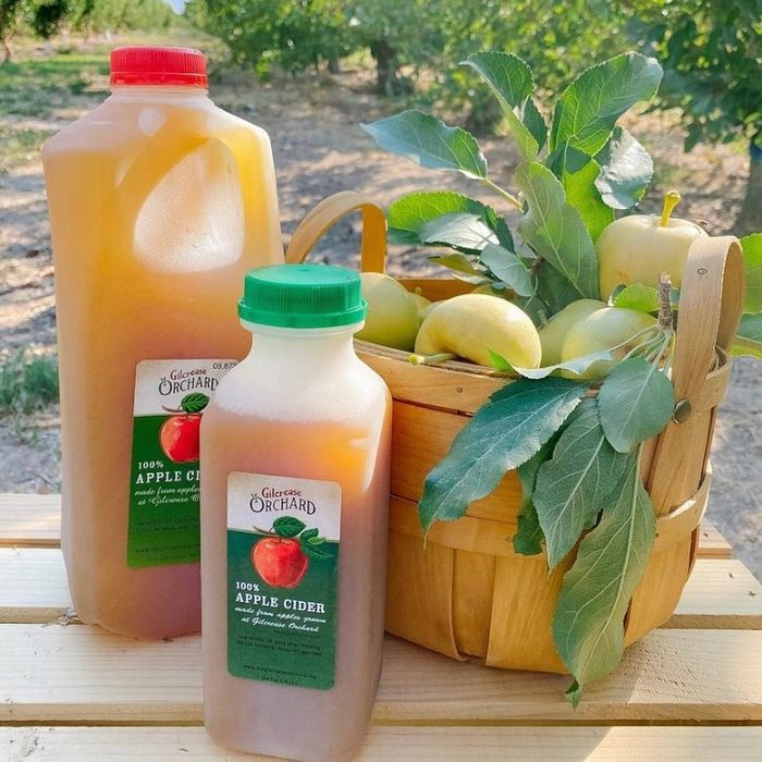 Gilcrease Orchard Apple Cider In Nevada