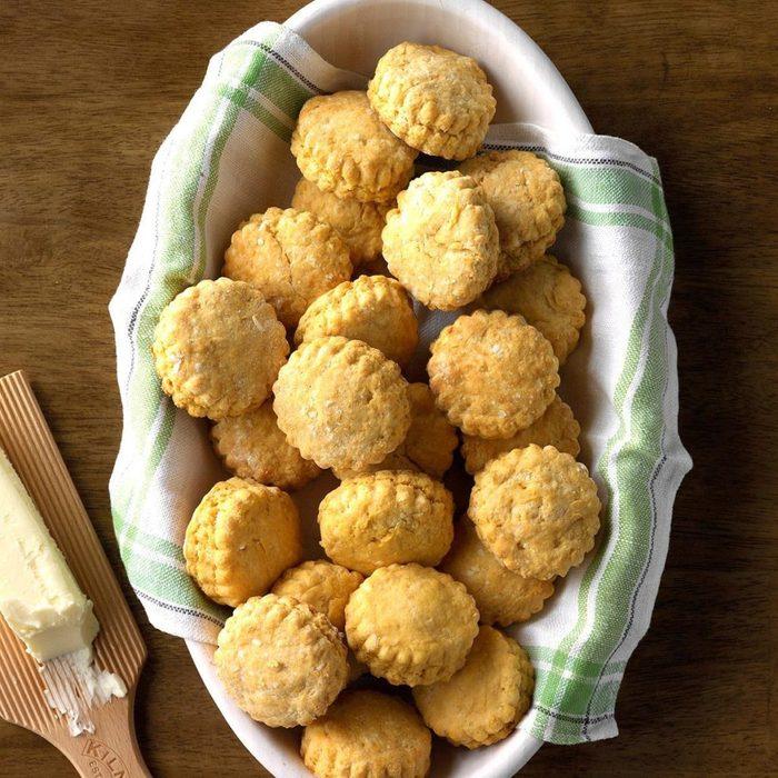 grandma's sweet potato buscuits