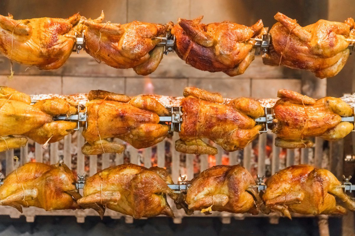 Here's Where to Buy the Best Grocery Store Rotisserie Chicken