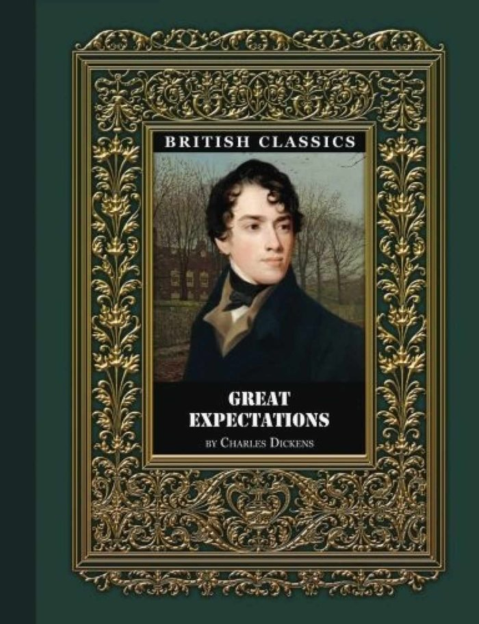 great expectations book cover