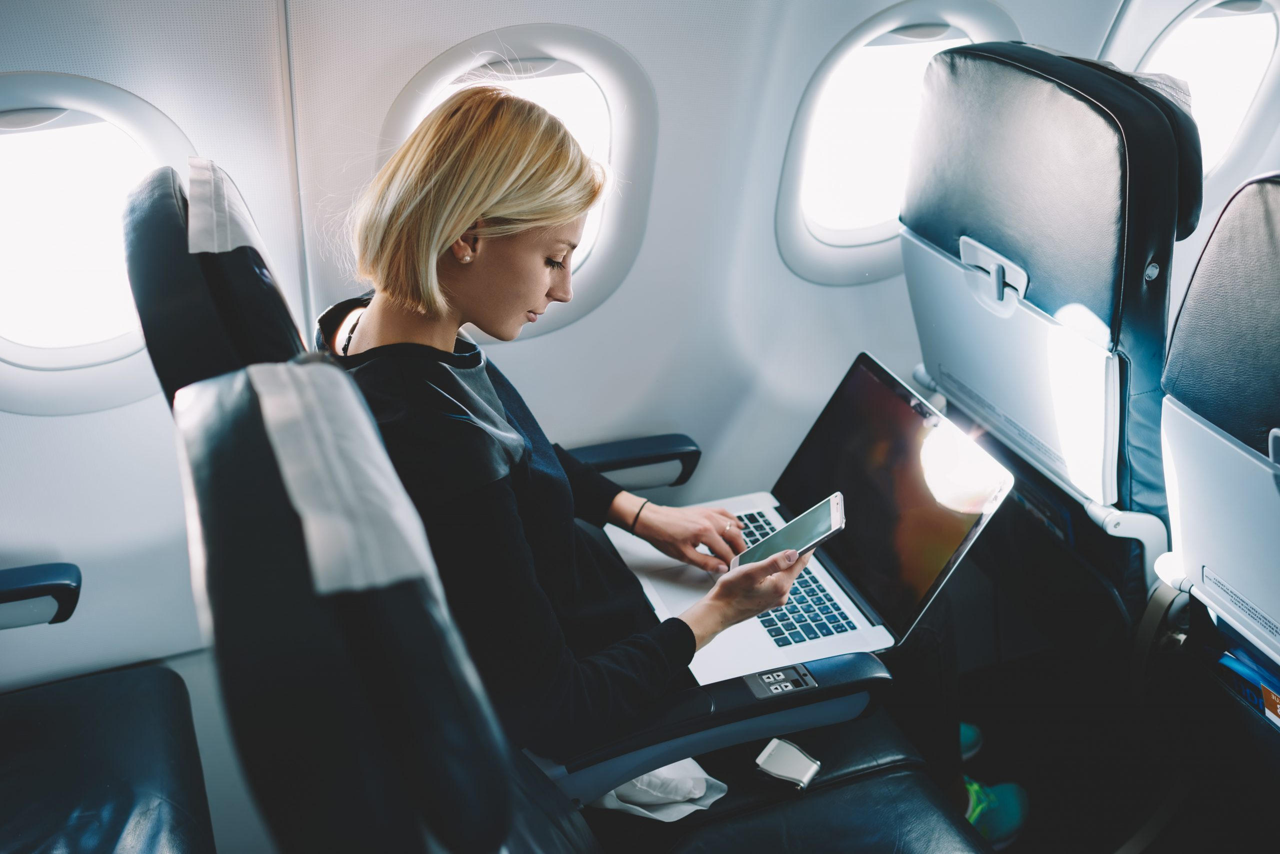 Inflight Wifi This Is How It Works Reader S Digest