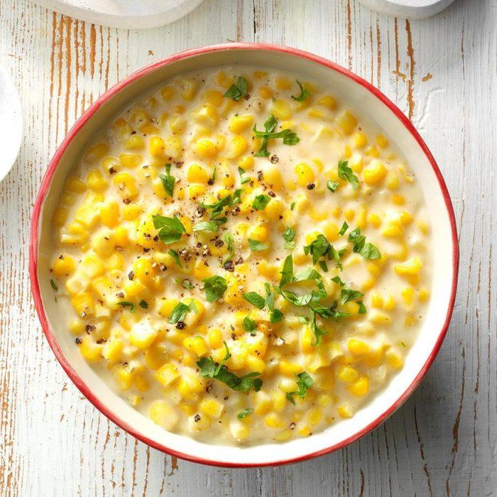 makeover creamed corn