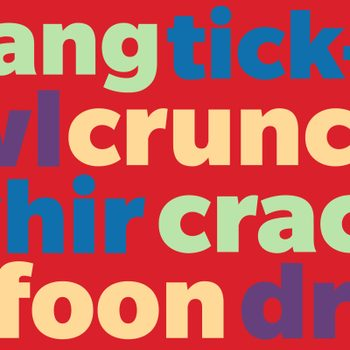 50 Examples of Onomatopoeia You Never Thought of