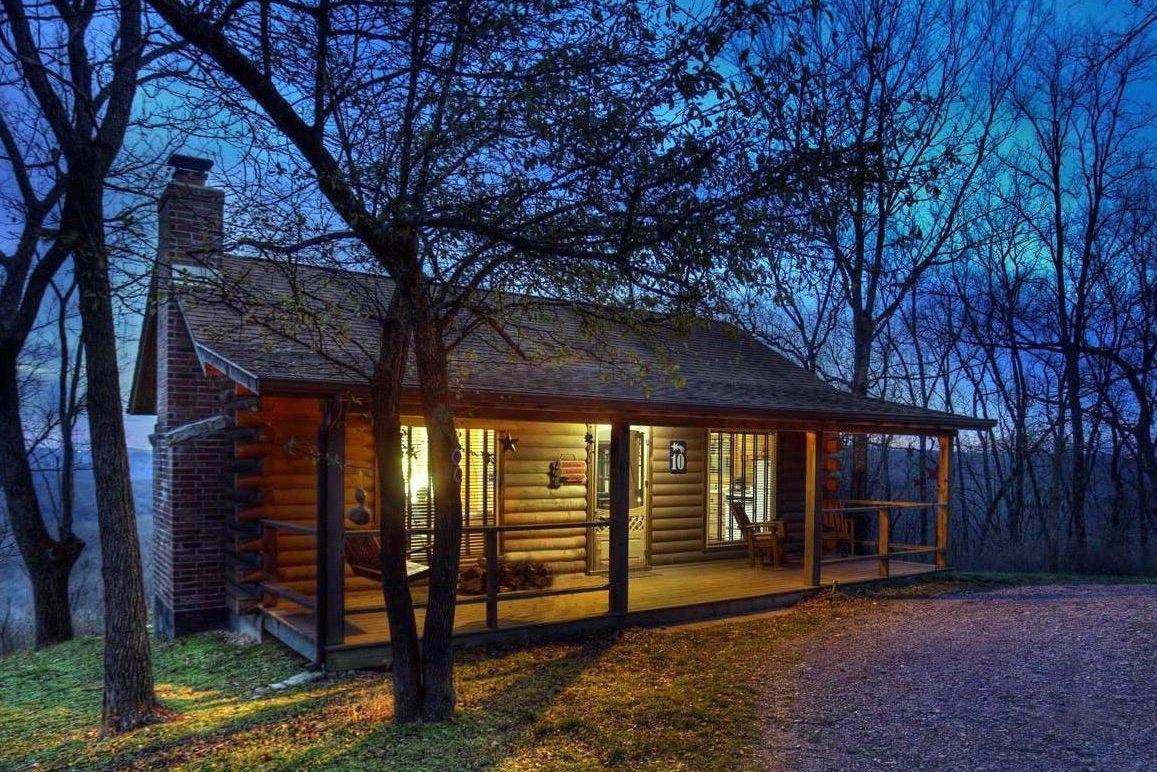 Retreat at Sky Ridge, Eureka Springs, Arkansas