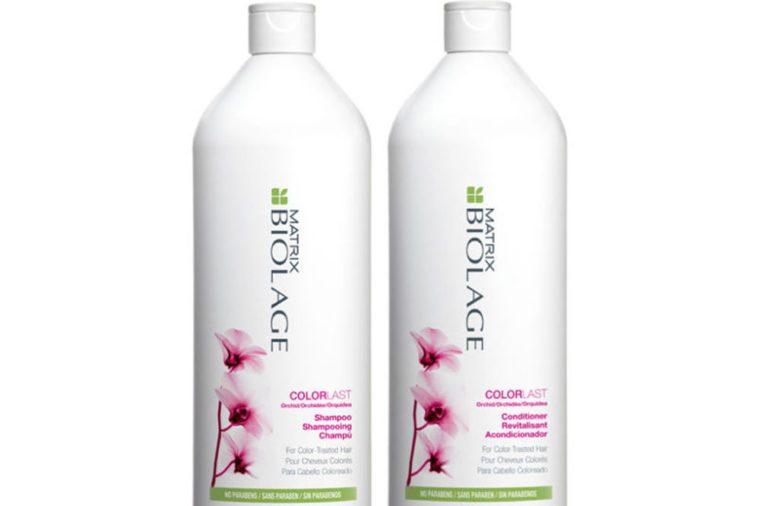 biolage shampoo and conditioner