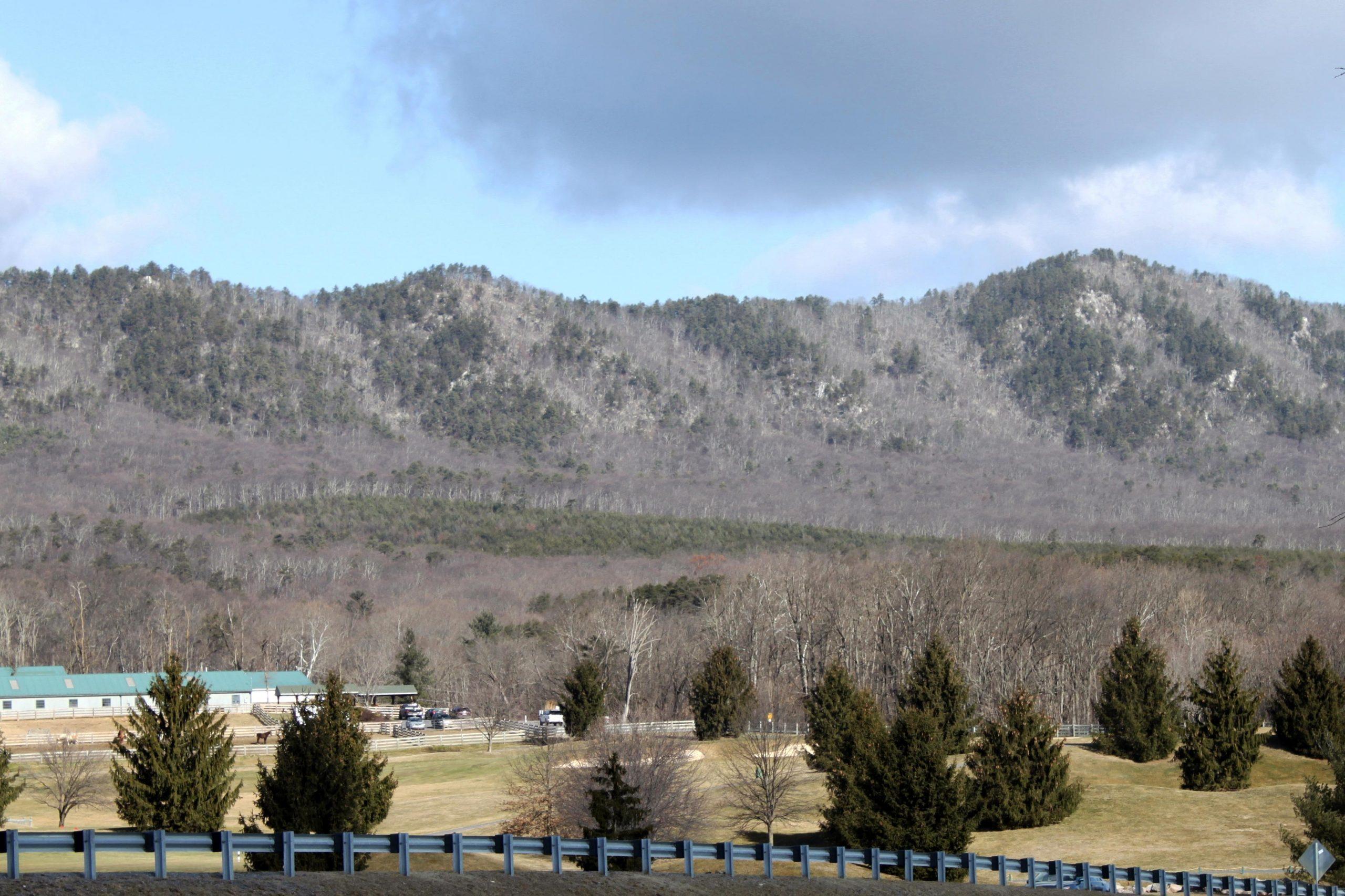 Massanutten Mountain