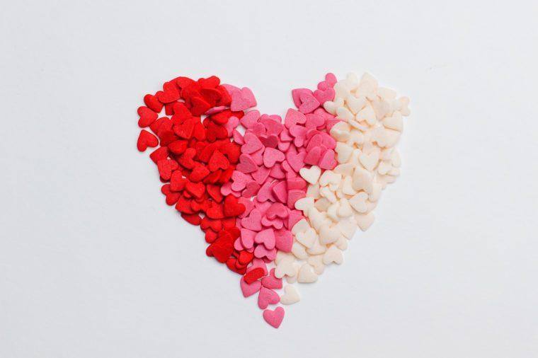 Sweet hearts Valentine's card