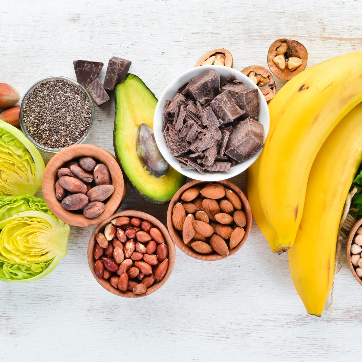 12 Foods Naturally High in Magnesium