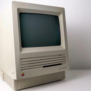Apple Macintosh SE Vintage Retro