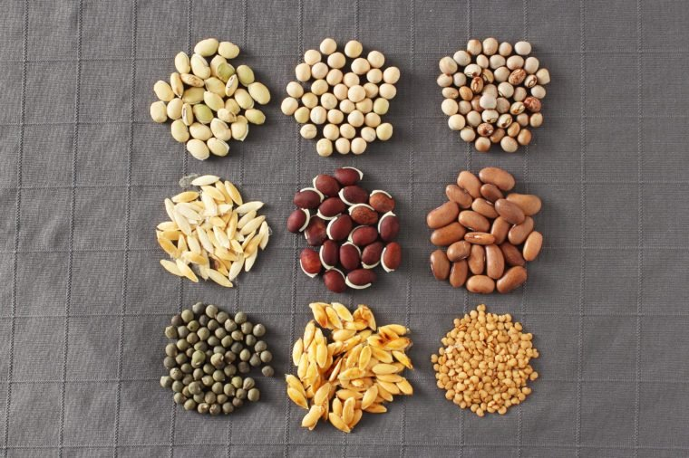 different type of Seeds for Planting