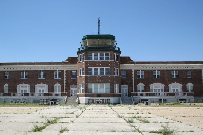 Historic Floyd Bennett Field Administration Building