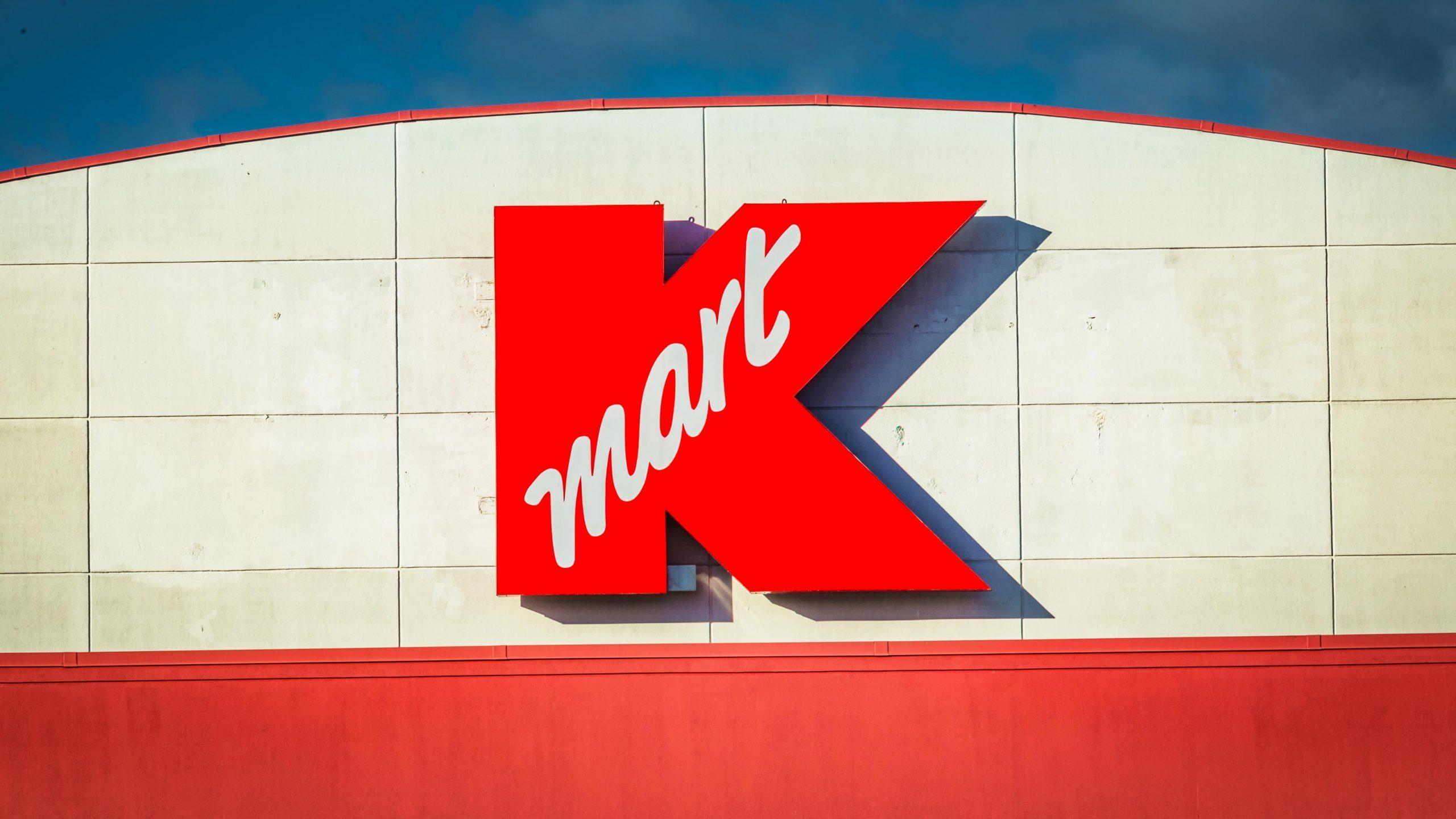 K-Mart sign