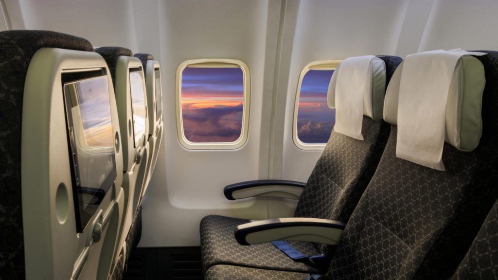 This Is the Right Way to Germ-Proof Your Plane Seat