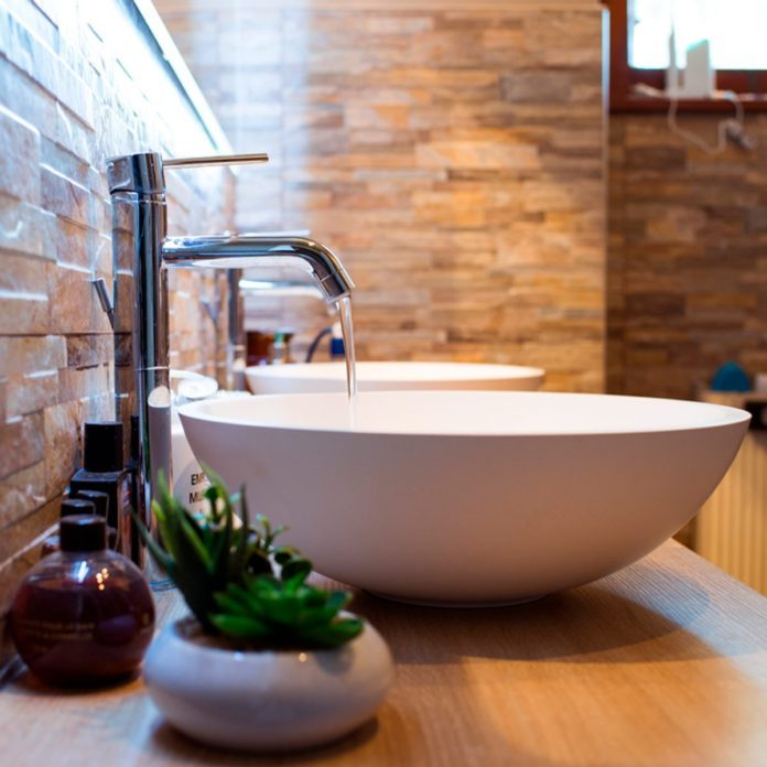 How to Make a Small Bathroom Feel Bigger, According to Joanna Gaines