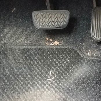 The Best Way to Get Sand Out of Your Car