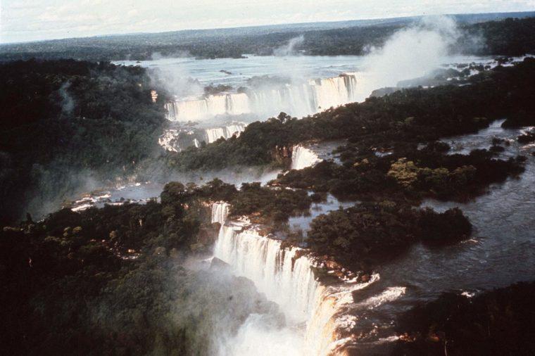pristine amazon waters