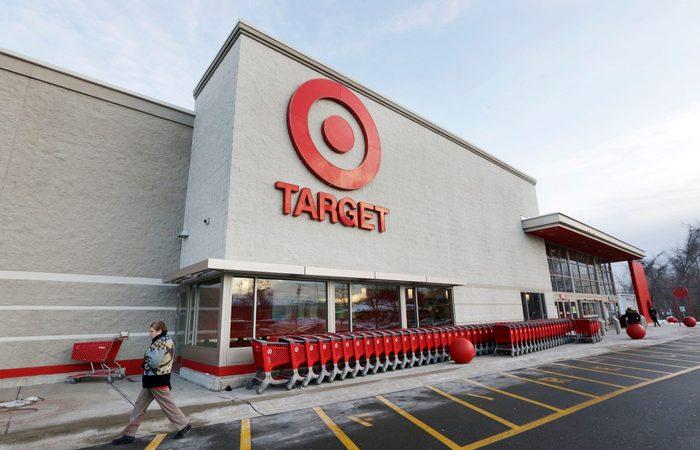 Exterior of Target