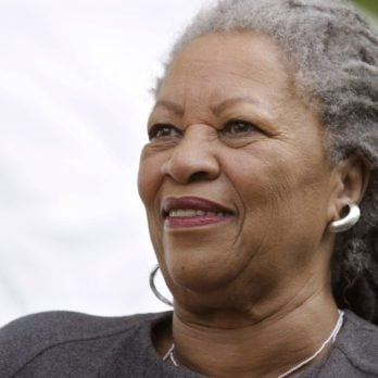 "Toni Morrison, ""Beloved"" Author, on Confronting Evil: I Will Not Run Away"