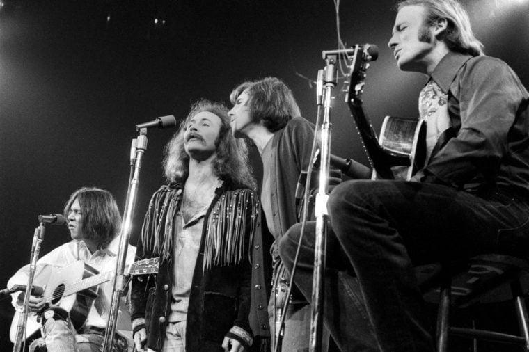 Crosby, Stills, Nash and Young - Neil Young, David Crosby, Graham Nash and Stephen Stills