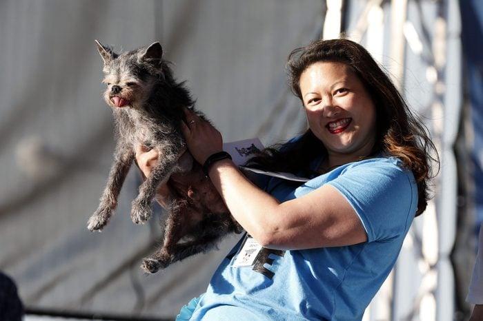 ugly dog moe