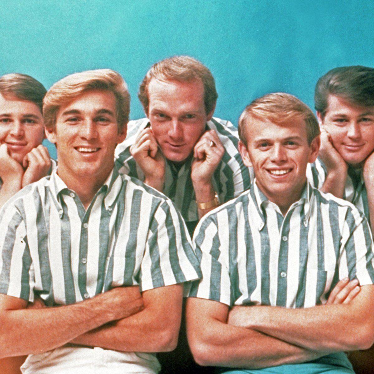 Mandatory Credit: Photo by Globe Photos/Mediapunch/Shutterstock (10191737a) The Beach Boys The Beach Boys