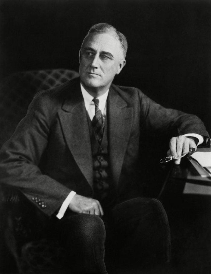 President Franklin D. Roosevel
