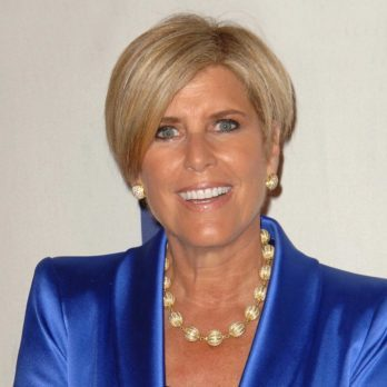 What Suze Orman Keeps in Her Wallet