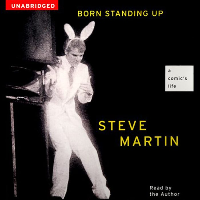 born standing up audiobook steve martin