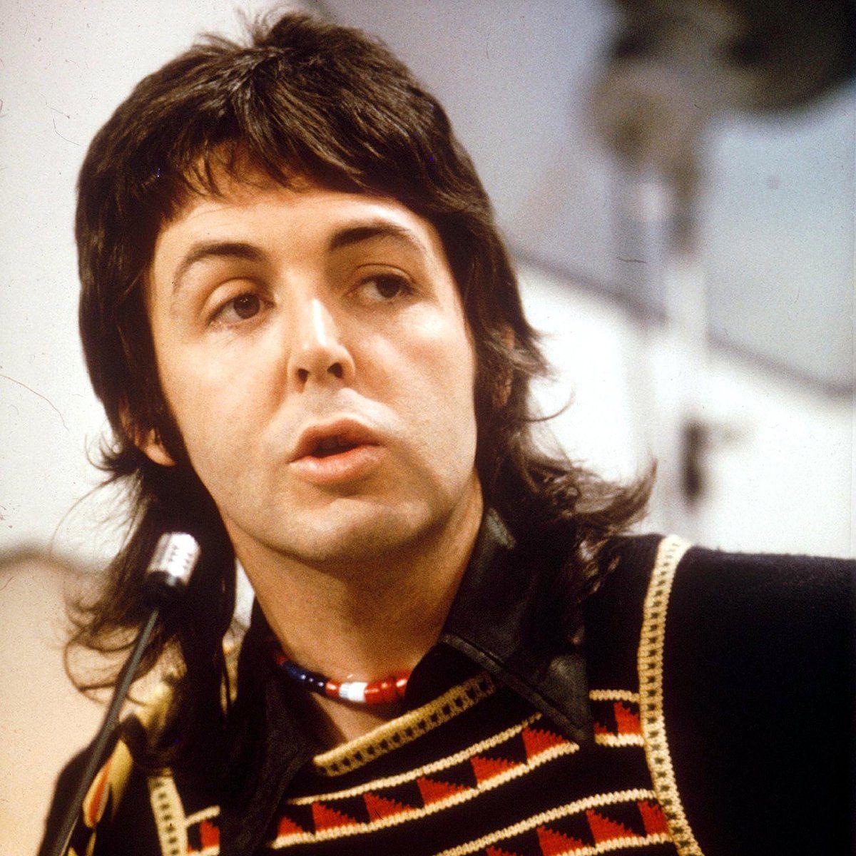 Mandatory Credit: Photo by David Dagley/Shutterstock (44607m) PAUL MCCARTNEY PAUL MCCARTNEY, WINGS - 1973