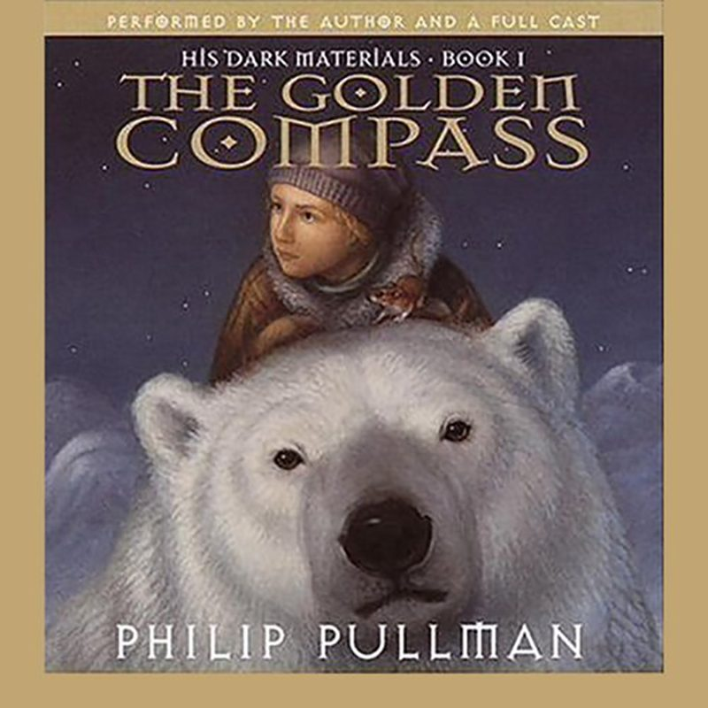 the golden compass audio book