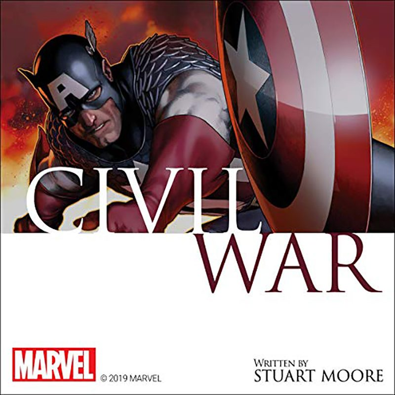 civil war audiobook