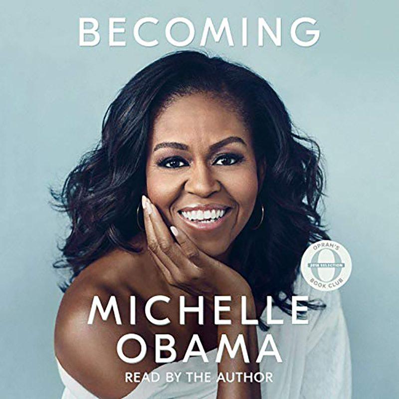 michelle obama audio book