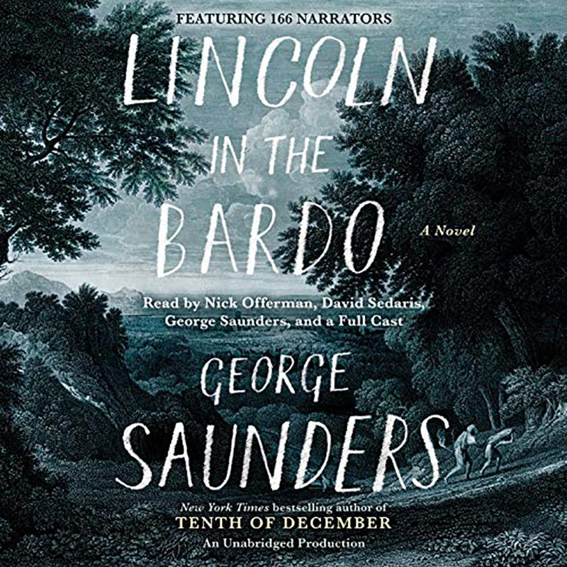 Lincoln in the Bardo audiobook