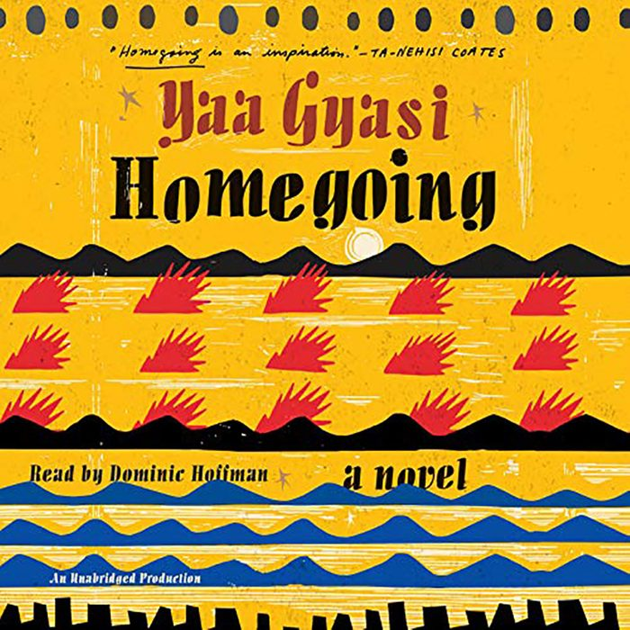 Homegoing audio book