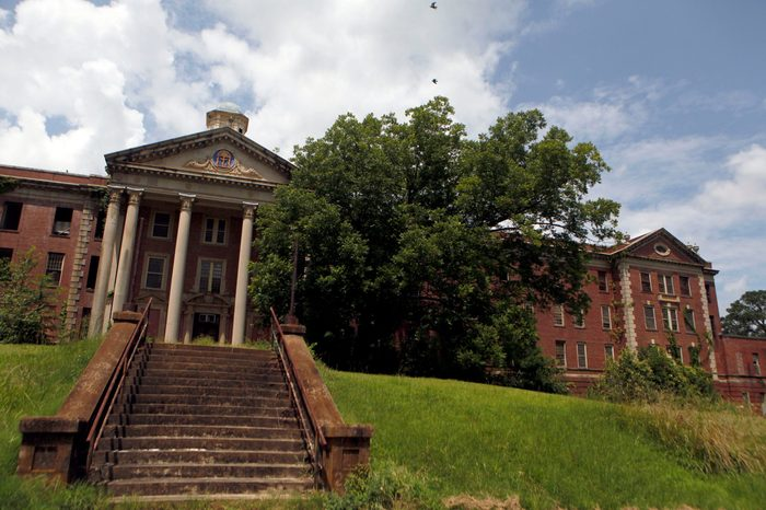 Mental Hospitals Redevelopment, Milledgeville