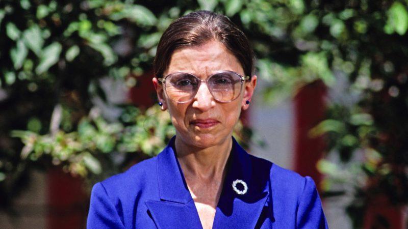 Judge Ruth Bader Ginsburg
