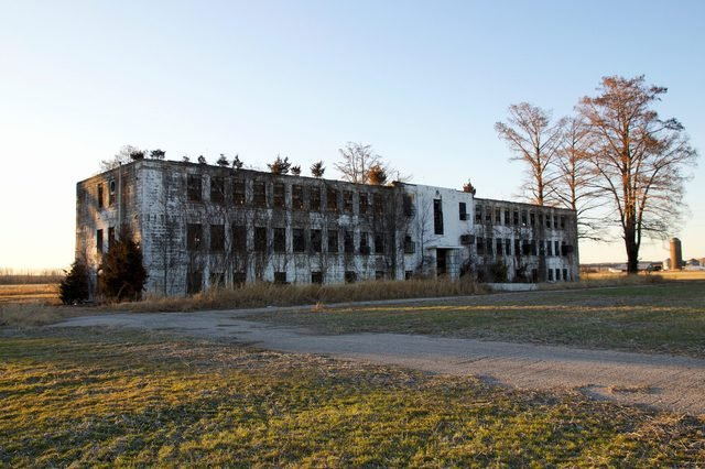 Abandoned Penitentiary in Callaway County, MO