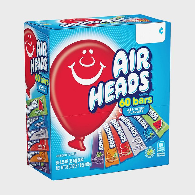 Airheads Candy Bars Full Size Variety Pack