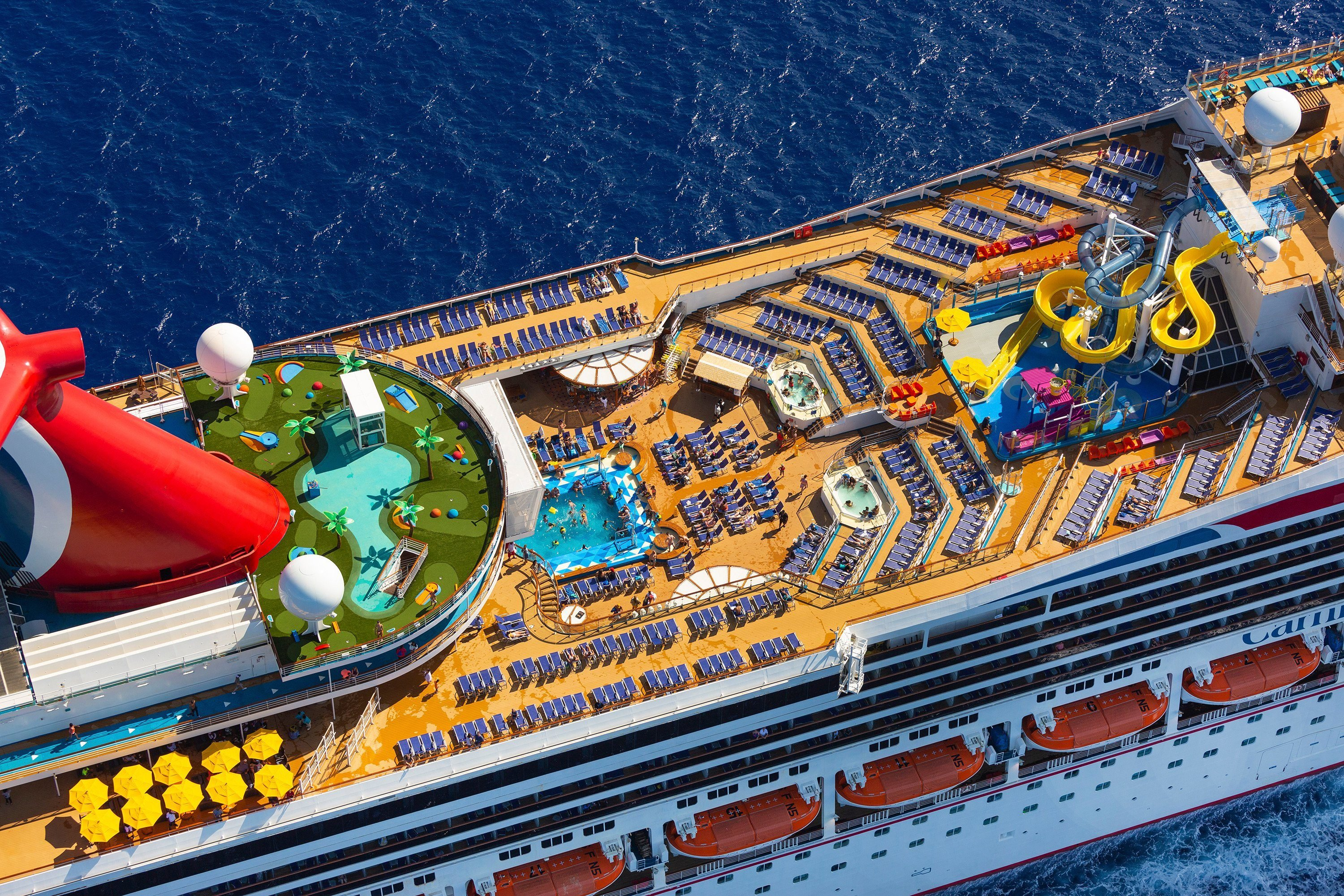 Behind-the-Scene Secrets of Carnival Cruises | Reader's Digest