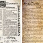 The Difference Between the Declaration of Independence and the U.S. Constitution