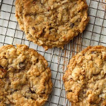 We Tried Laura Bush's Winning Cowboy Cookies