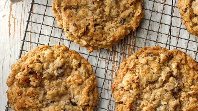 Laura Bush Cowboy Cookies
